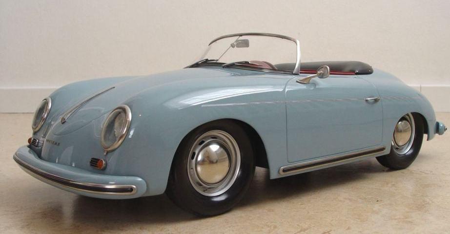 Porsche 356 Convertible D Modern Classic Car Review